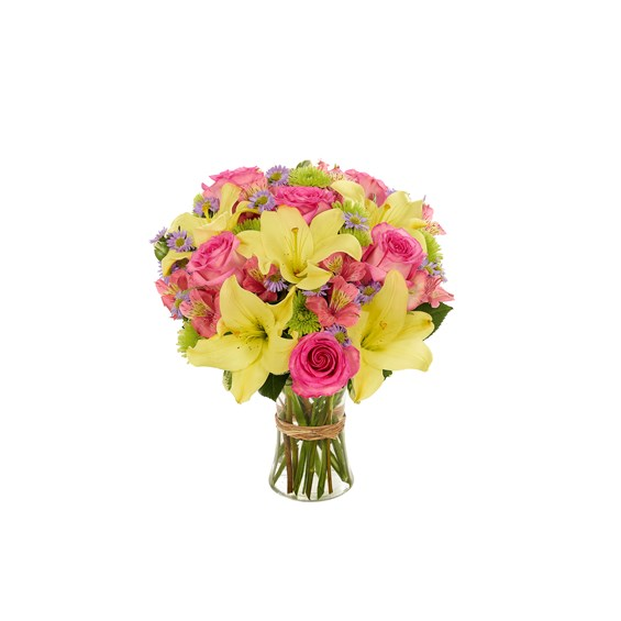 BF515-11KL_Vibrant_Beauty_Bouquet